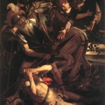 """The Conversion of Saint Paul"" by Caravaggio"