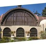 Botanical Gardens (a), Balboa Park, San Diego, California