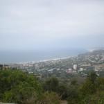 La Jolla From the Cross