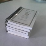 Blank Bible