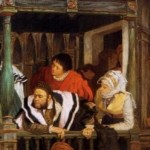 """The Return of the Prodigal Son,"" by the French artist James Tissot"
