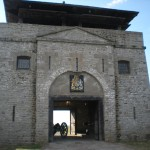 The entrance to Historic Ft. Niagara