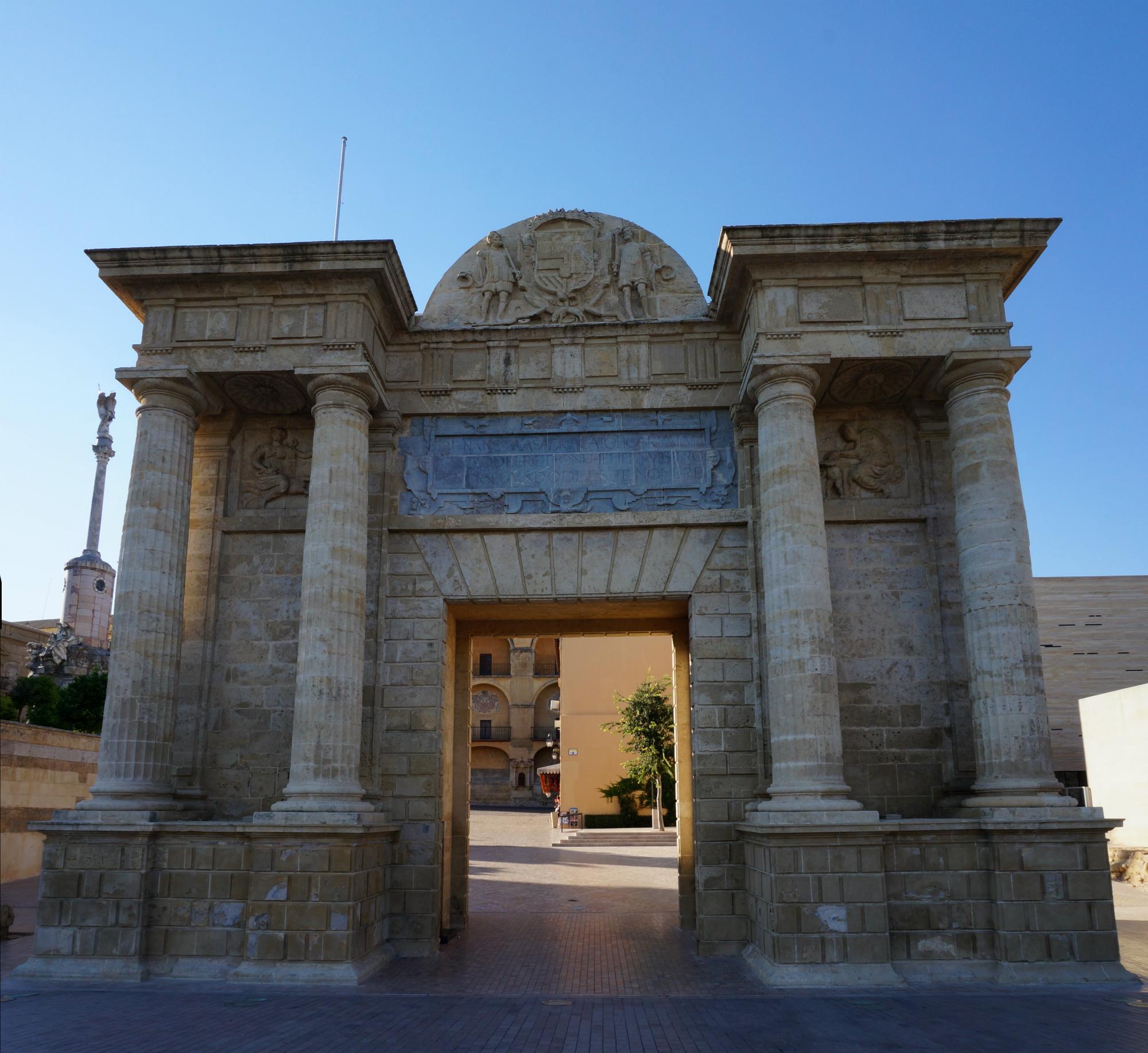 Córdoba's Puerta del Puente